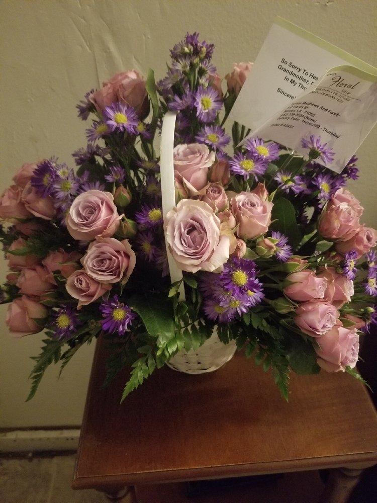 Minden Floral Shop: 802 Homer Rd, Minden, LA