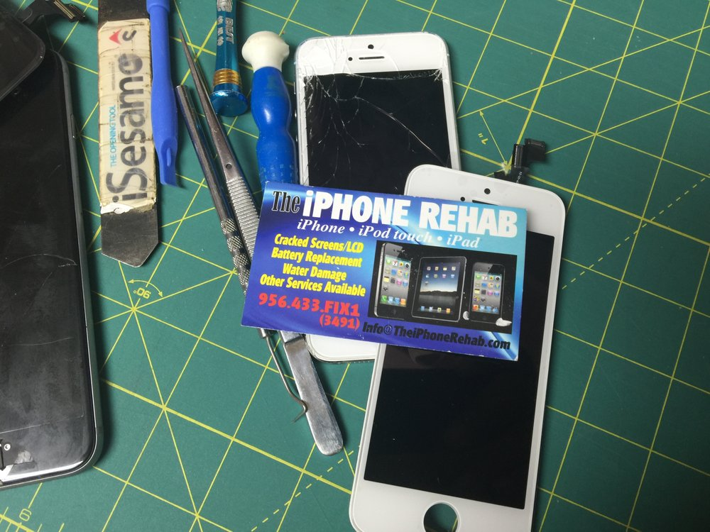The Iphone Rehab: 1800 Stanford Ave, Brownsville, TX