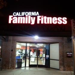 a184836d84 Photo of California Family Fitness - Sacramento, CA, United States. The sign