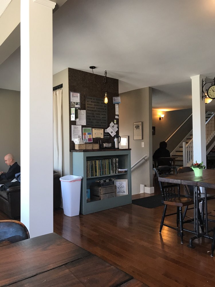 Cellar Door Coffee: 8138 Water St, Garrettsville, OH