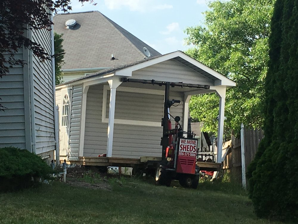 Image Result For Shed Movers Nj