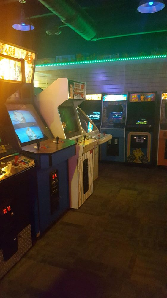 Channel 3 Retro Gaming Center: 1825 Youngfield St, Golden, CO