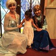 Princess Photo Of Anna Elsa Royal Welcome