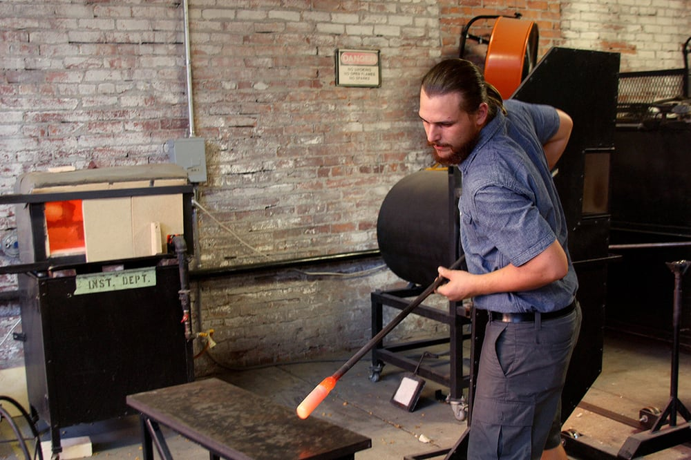 Gathered Glassblowing Studio: 23 N Huron, Toledo, OH