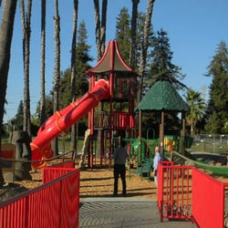 Photo Of Las Palmas Park   Sunnyvale, CA, United States. Kids Play Area