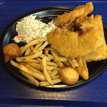 Long john silver s closed 12 photos seafood 4444 for Long john silvers fish