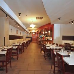 Photo Of Cedars Mediterranean Kitchen   Chicago, IL, United States. Dining  Room View