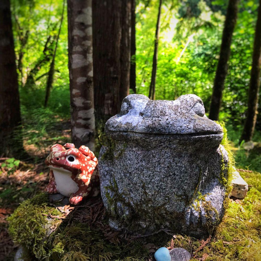 Tsubaki Kanagara Shrine Of America: 17720 Crooked Mile Rd, Granite Falls, WA