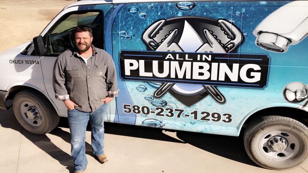 All In Plumbing: 4502 W Purdue Ave, Enid, OK