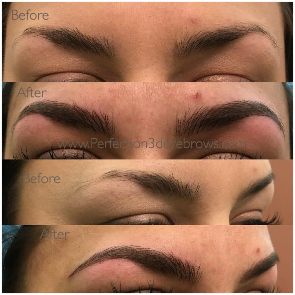 Perfection 3D Eyebrows - 89 Photos & 74 Reviews - Permanent Makeup ...