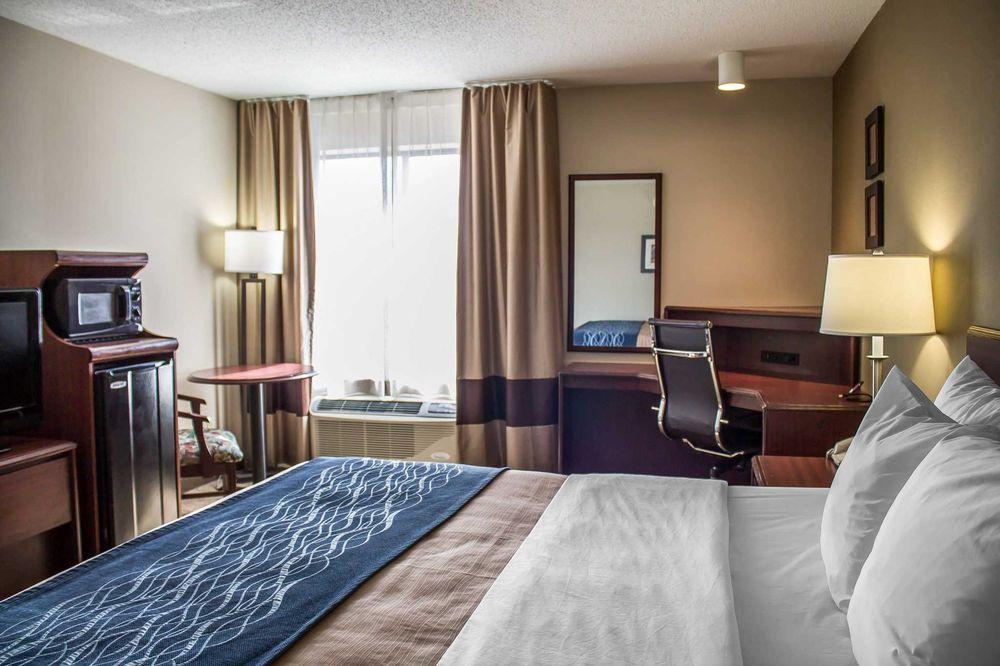 Comfort Inn: 2327 Southgate Pkwy, Cambridge, OH