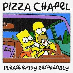 Chapel Pizza Virginia Beach Menu
