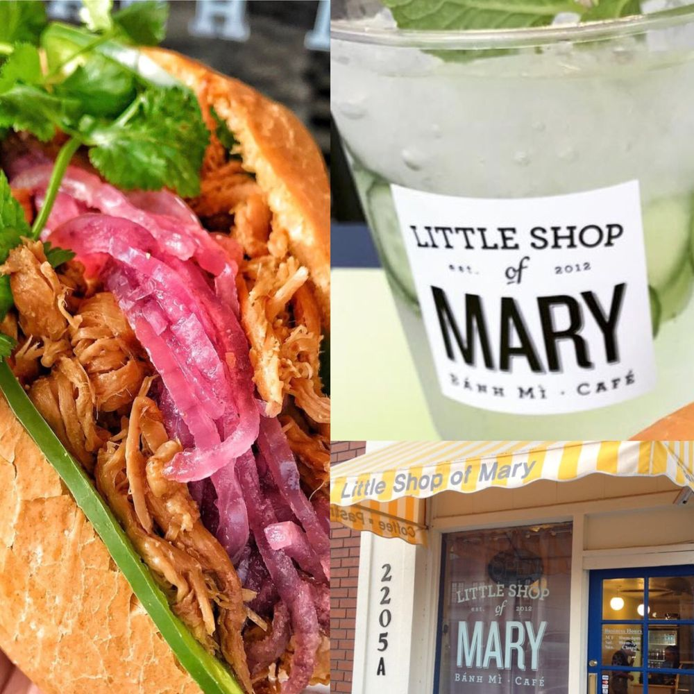 Little Shop Of Mary