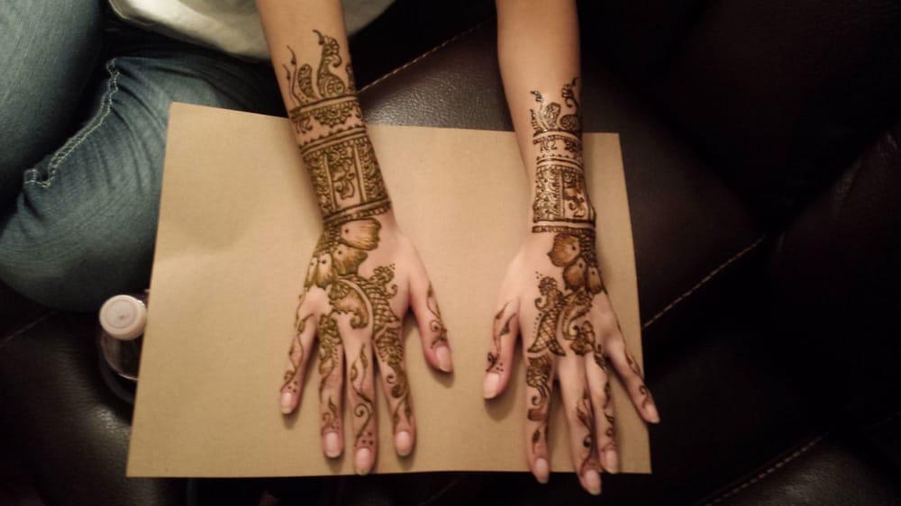 Henna Tattoo Chicago : Elegant henna tattoos photos artists west rogers