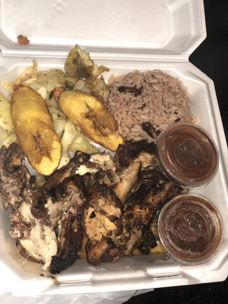 Irie Eats: 8428 Olive Blvd, St. Louis, MO