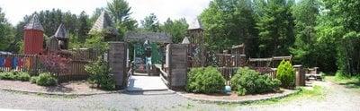 Robert M. Ackerman Playground: 95 Cahoon Rd, Boxford, MA