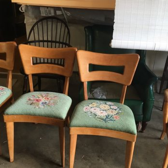 Photo Of Renaissance Furniture Restoration   Daly City, CA, United States.  Chairs Before