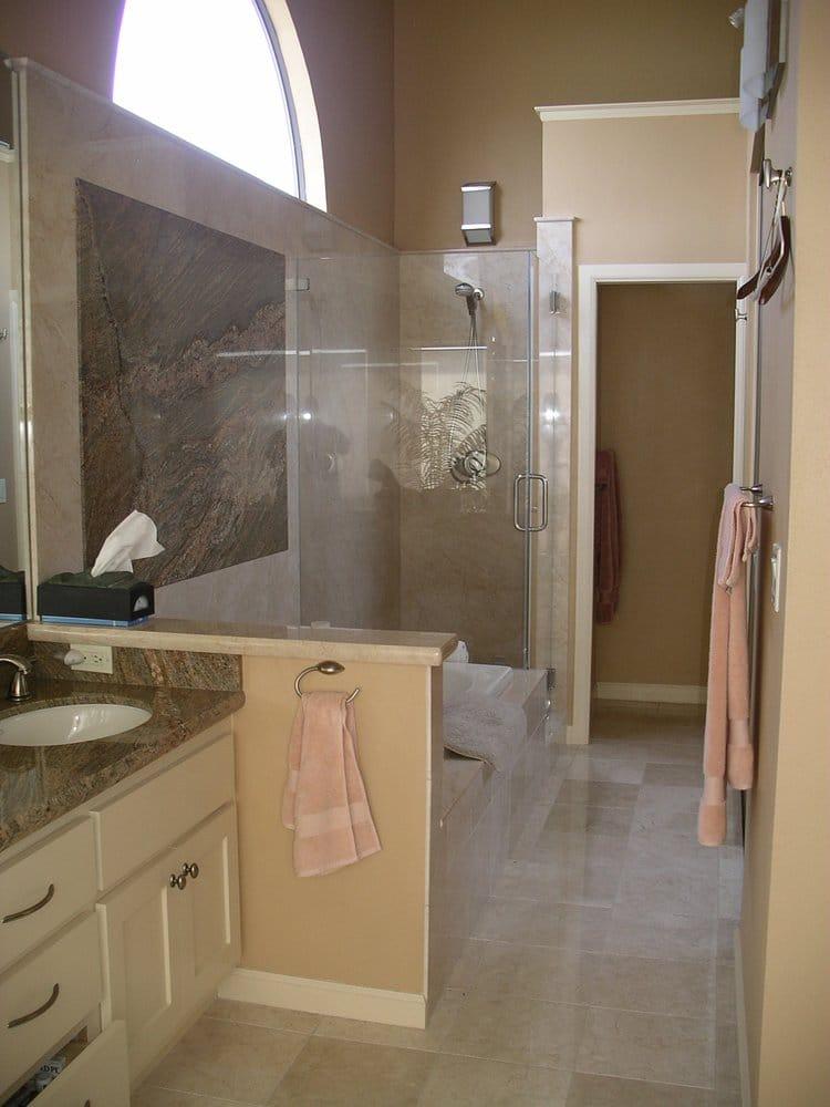 Remodeled bathroom yelp for Bathroom remodel yelp