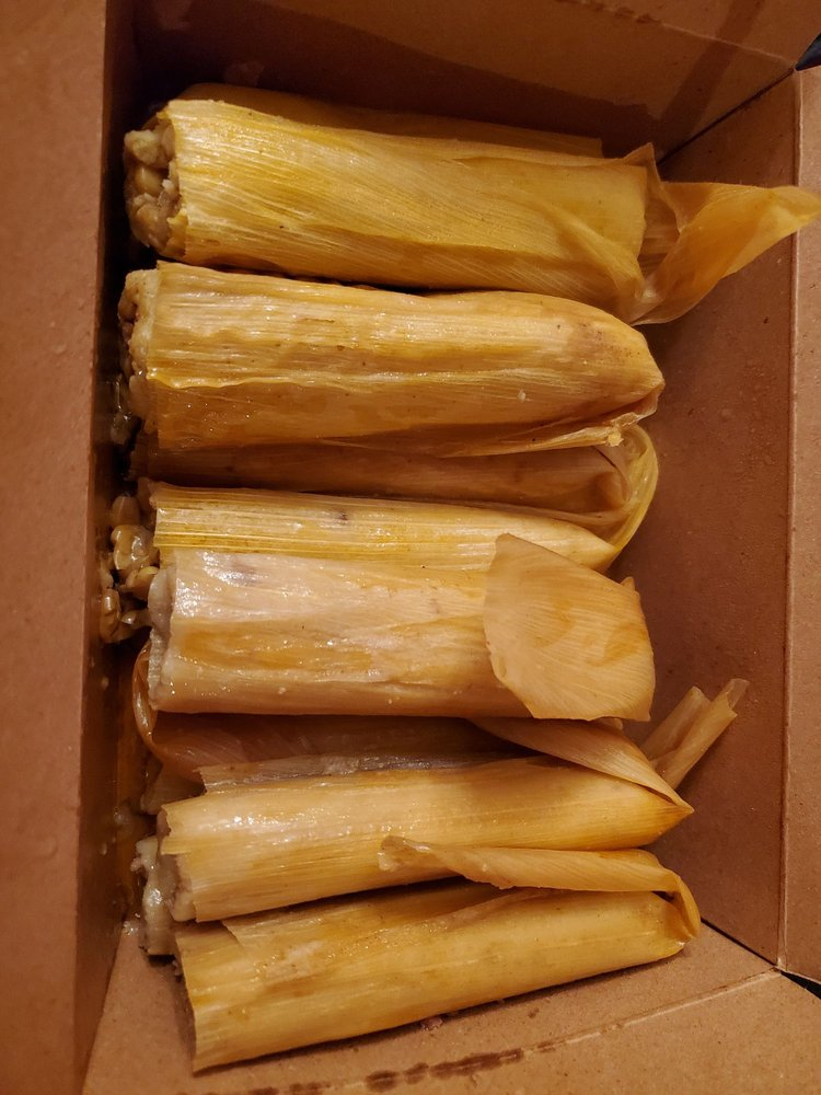 Mamita's Original  Hot Tamales