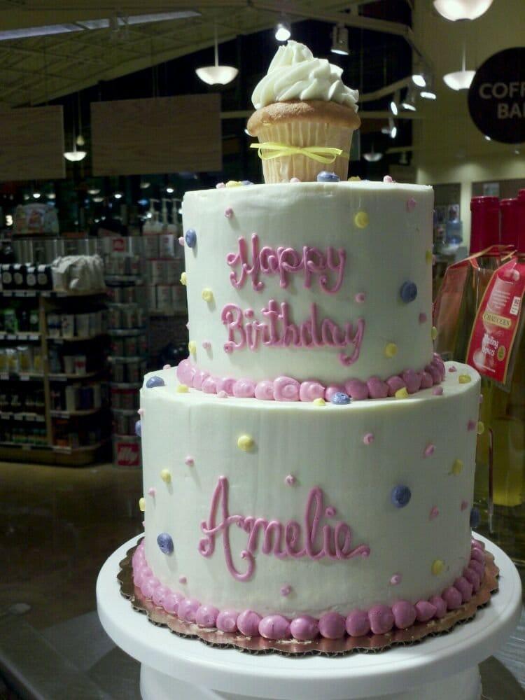 Tiered Birthday Cake Yelp