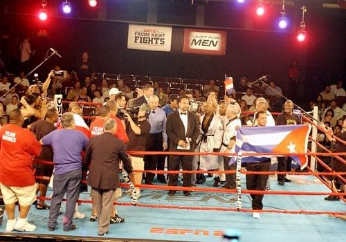 IRON BOY BOXING | Arizona's Leader in Boxing Entertainment