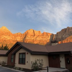 High Quality Photo Of Cliffrose Lodge U0026 Gardens   Springdale, UT, United States. Sunset  Of Design Inspirations