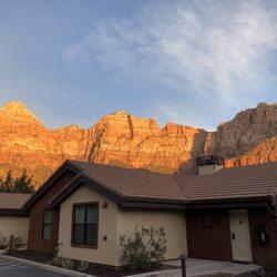 Delightful Photo Of Cliffrose Lodge U0026 Gardens   Springdale, UT, United States. Sunset  Of