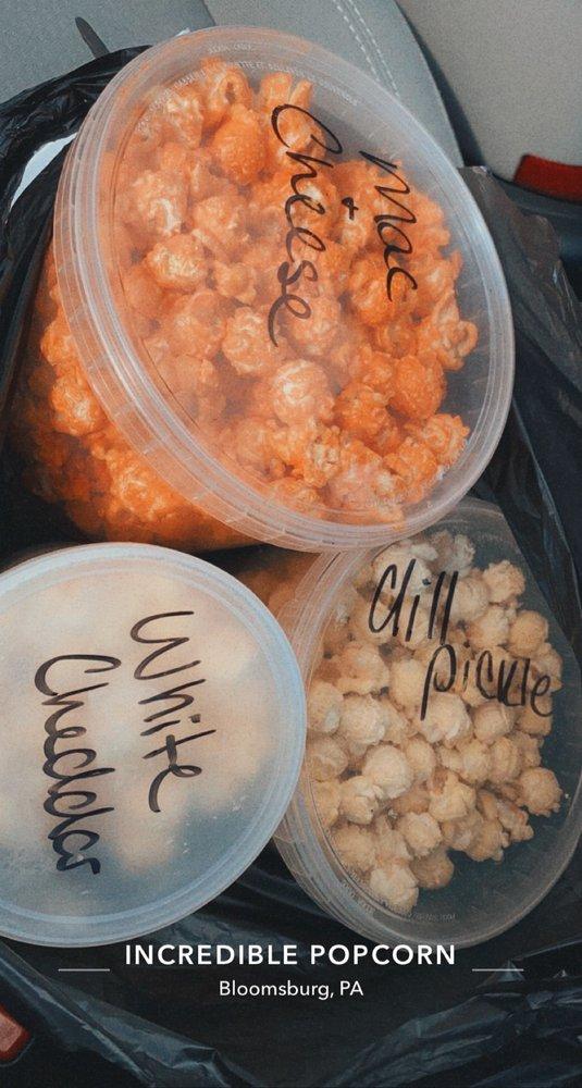 Incredible Popcorn: 1009 Old Berwick Rd, Bloomsburg, PA