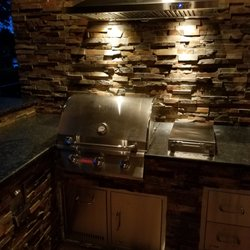 Stone Outdoor Kitchens   10 Photos   Siding   7601 Erchlich Rd, Tampa, FL    Phone Number   Yelp