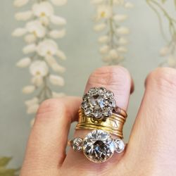 Best Vintage Engagement Rings In New York Ny Last Updated January