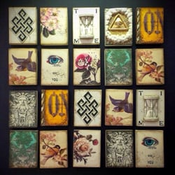 Exceptional Photo Of Antique Garden   Norman, OK, United States. Sid Dickens Memory  Blocks ...