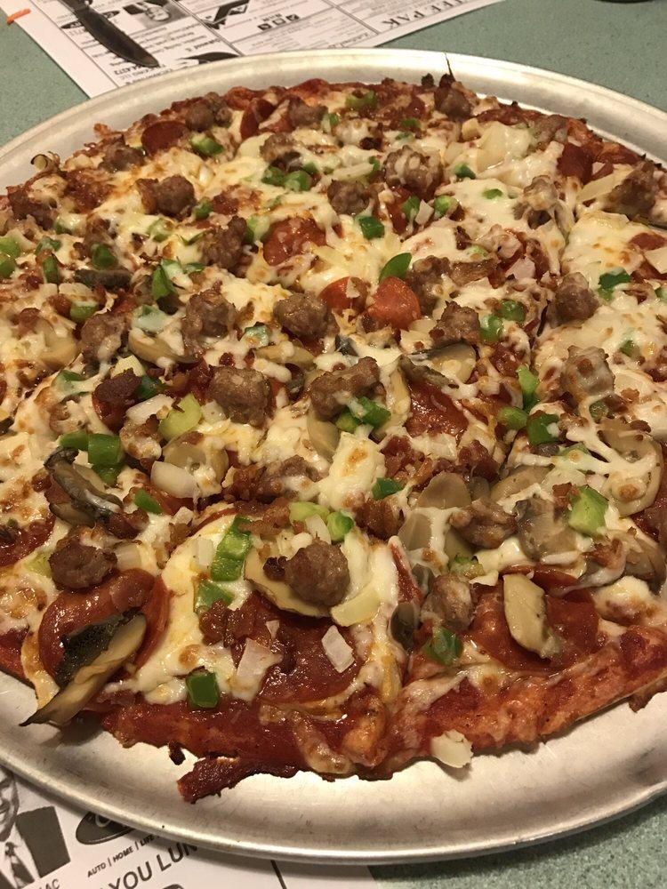 Pizza Time: 107 S Sandusky St, Catlin, IL