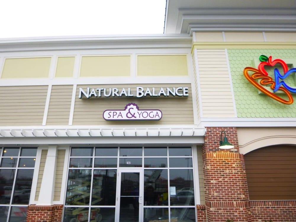 Natural Balance Day Spa