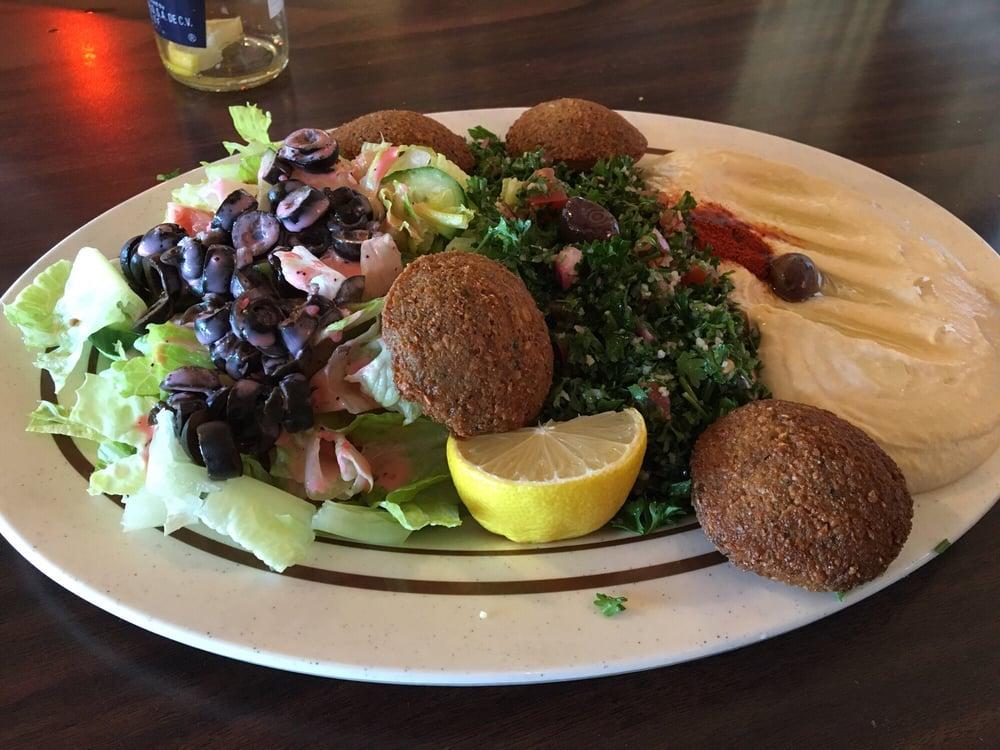 Veggie platter yelp for Ali baba cuisine