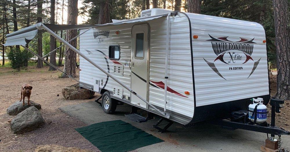 Happy Campers RV Rentals: Chico, CA