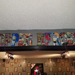 Online Menu of Supper Heroes Restaurant, Huntsville ...