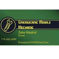 Emergicanic Mobile Mechanic Auto Repair Colorado Springs