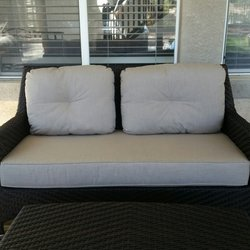 Great Photo Of California Patio   Temecula, CA, United States. Miss Matched  Cushions