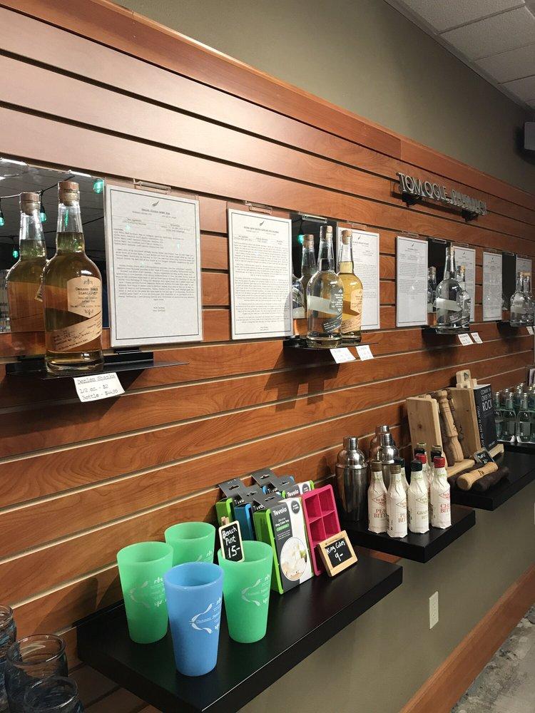Cannon Beach Distillery: 1315 S Hemlock St, Cannon beach, OR