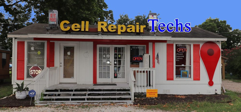 Cell Repair Techs: 1107 Farm To Market 1626, Manchaca, TX