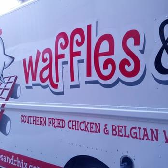 Waffles Chix 21 Photos Street Vendors Calgary Ab Yelp