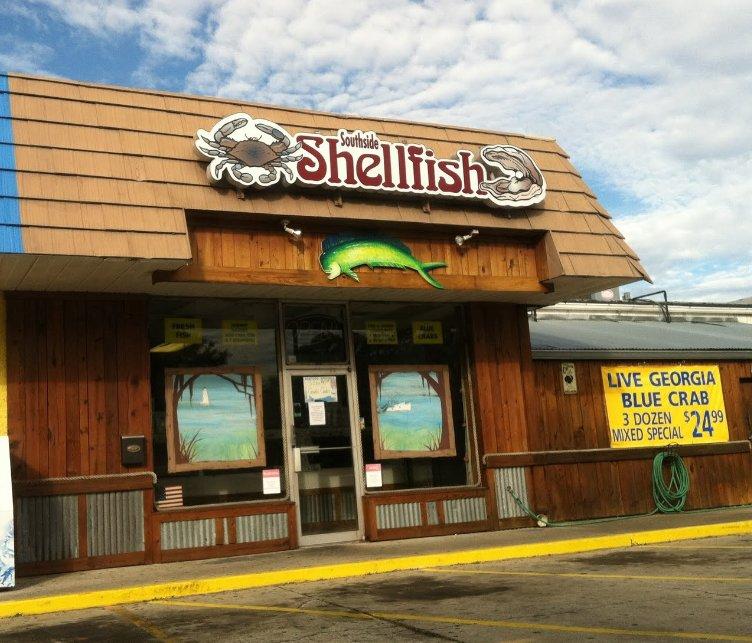 Southside shellfish order online 24 photos 22 for Fish market savannah ga