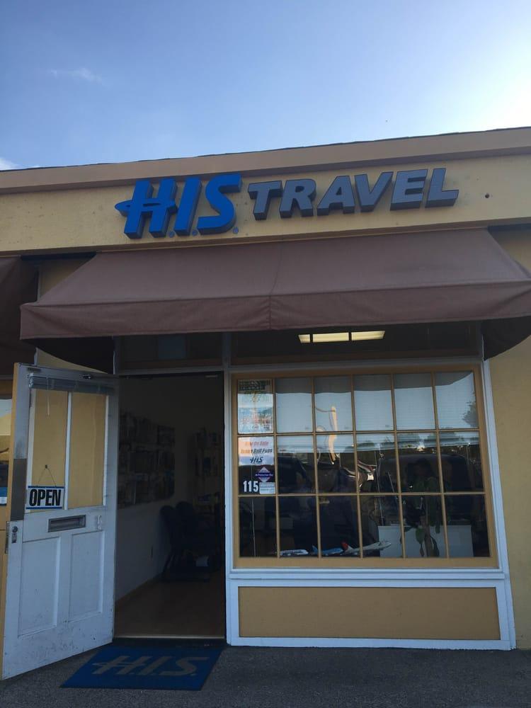 H I S International Tours: 555 W Ash St, San Diego, CA