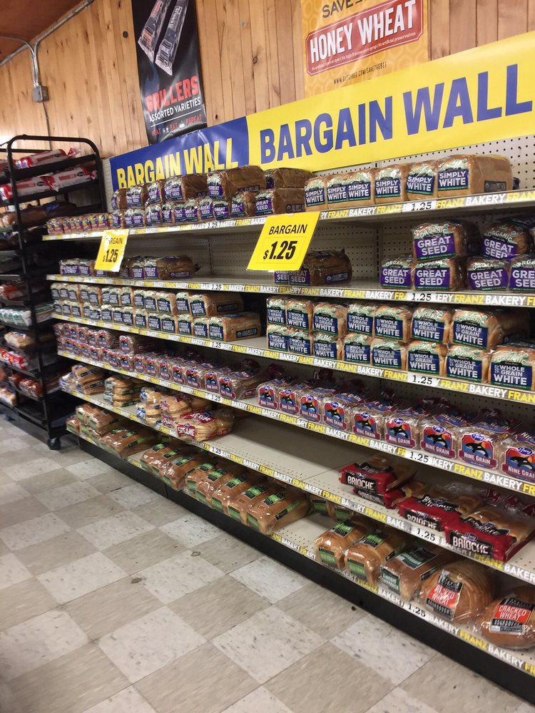 Franz Bakery Outlet: 4051 Hwy 101, Eureka, CA
