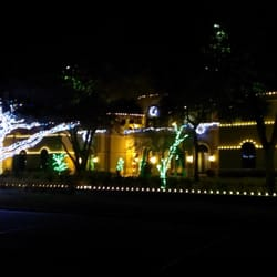 photo of dfw christmas lights garland tx united states