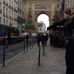 Porte saint martin landmarks historic buildings bd - Lidl strasbourg saint denis ...