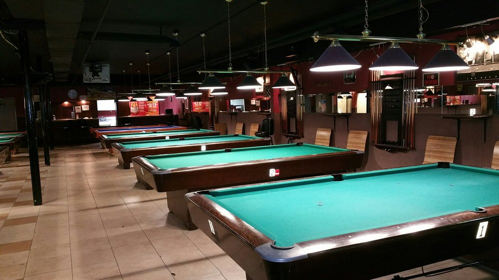 Rockville Oriental Billiard Club: 2015 Veirs Mill Rd, Rockville, MD