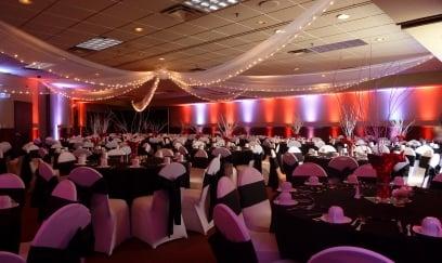Duluth Event Lighting: 916 Redbud St, Duluth, MN