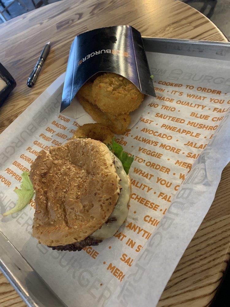 Burgerim: 1524 Wildcat Drive, Portland, TX