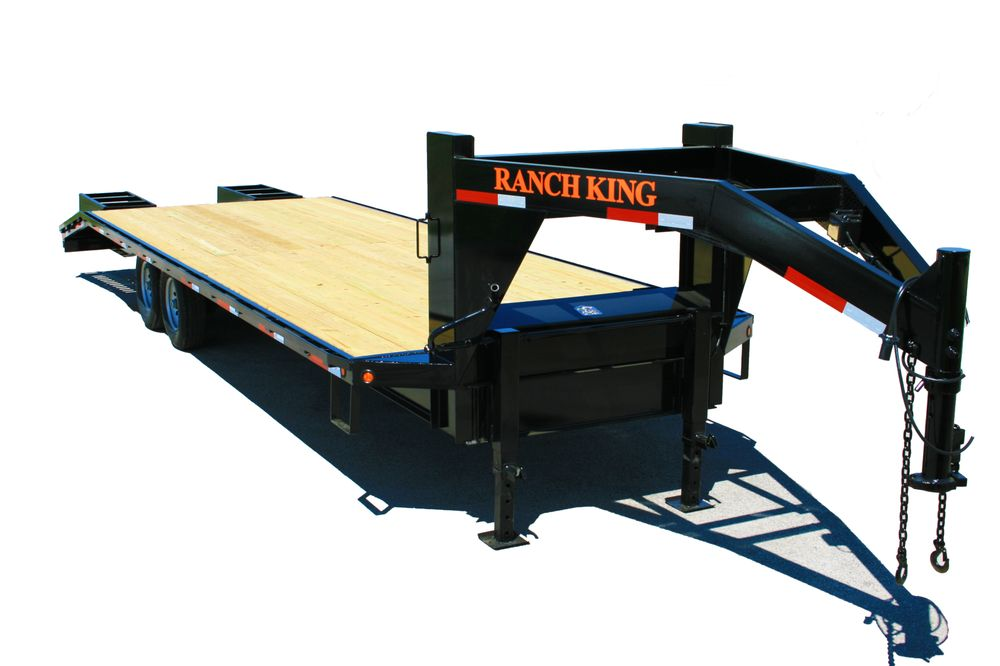 gooseneck trailer from ranch king yelp
